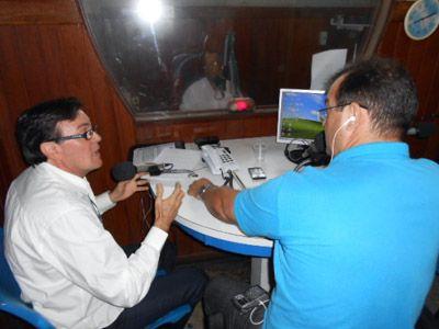Imagem sobre Caravana atinge meio milhão  de ouvintes em 160 municípios