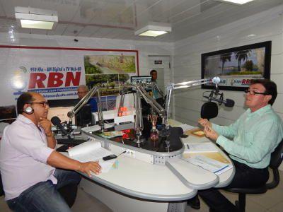 Imagem sobre Caravana fala de controle social para 400 mil ouvintes da  Bahia Nordeste AM