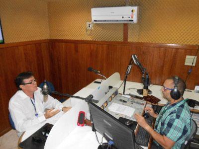 Imagem sobre Caravana da Ouvidoria começa segundo roteiro com alcance de 130 mil ouvintes em duas rádios