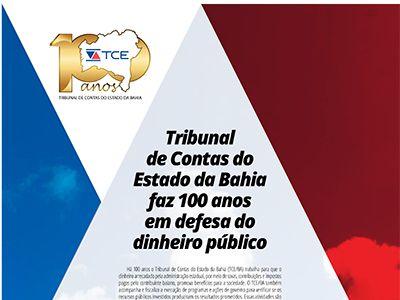 Imagem sobre Encarte especial publicado nos jornais de Salvador tem conteúdo institucional