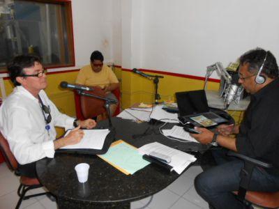 Imagem sobre Caravana da Ouvidoria atinge 130 mil ouvintes em Sobradinho e Juazeiro