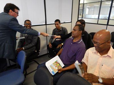 Imagem sobre Alunos da FTC elogiam diálogo do TCE com a sociedade