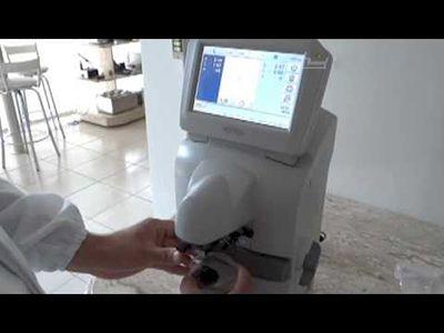 Imagem sobre TCE repassa aparelho oftalmológico à Sesab