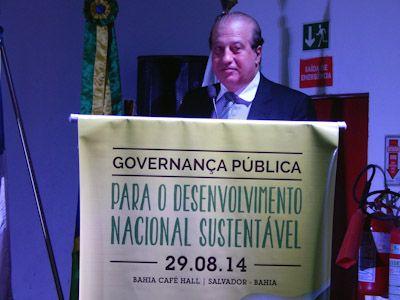 Imagem sobre Presidente do TCU defende os pactos federativo e de governança