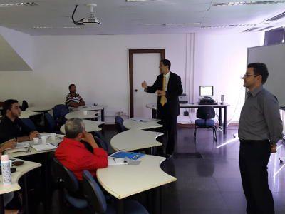 Imagem sobre Servidores da Sema são capacitados pelo TCE