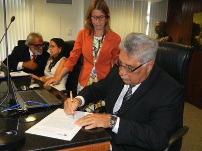 Imagem sobre Almir Pereira da Silva é eleito conselheiro na vacância