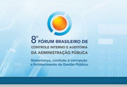 Imagem sobre Brasília vai sediar 8º Fórum Brasileiro de Controle Interno no mês de setembro