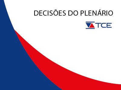 Imagem sobre TCE divulga, duas vezes por semana, as decisões das Sessões Plenárias (AGOSTO/ 2015)